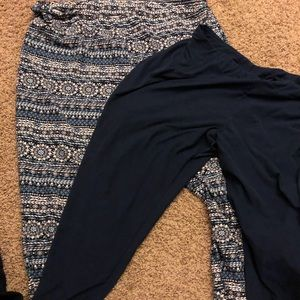 3x Terra Sky leggings